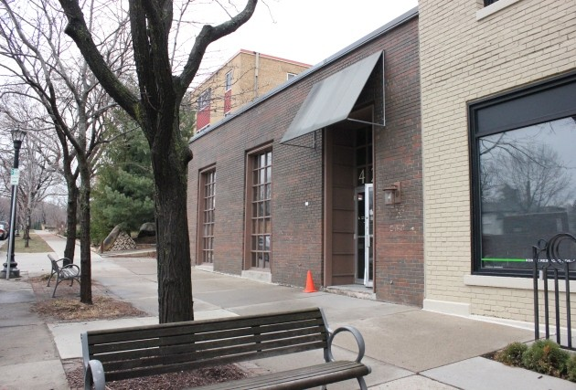 Kata is slated to open in May near 43rd & Upton. Photo by Michelle Bruch