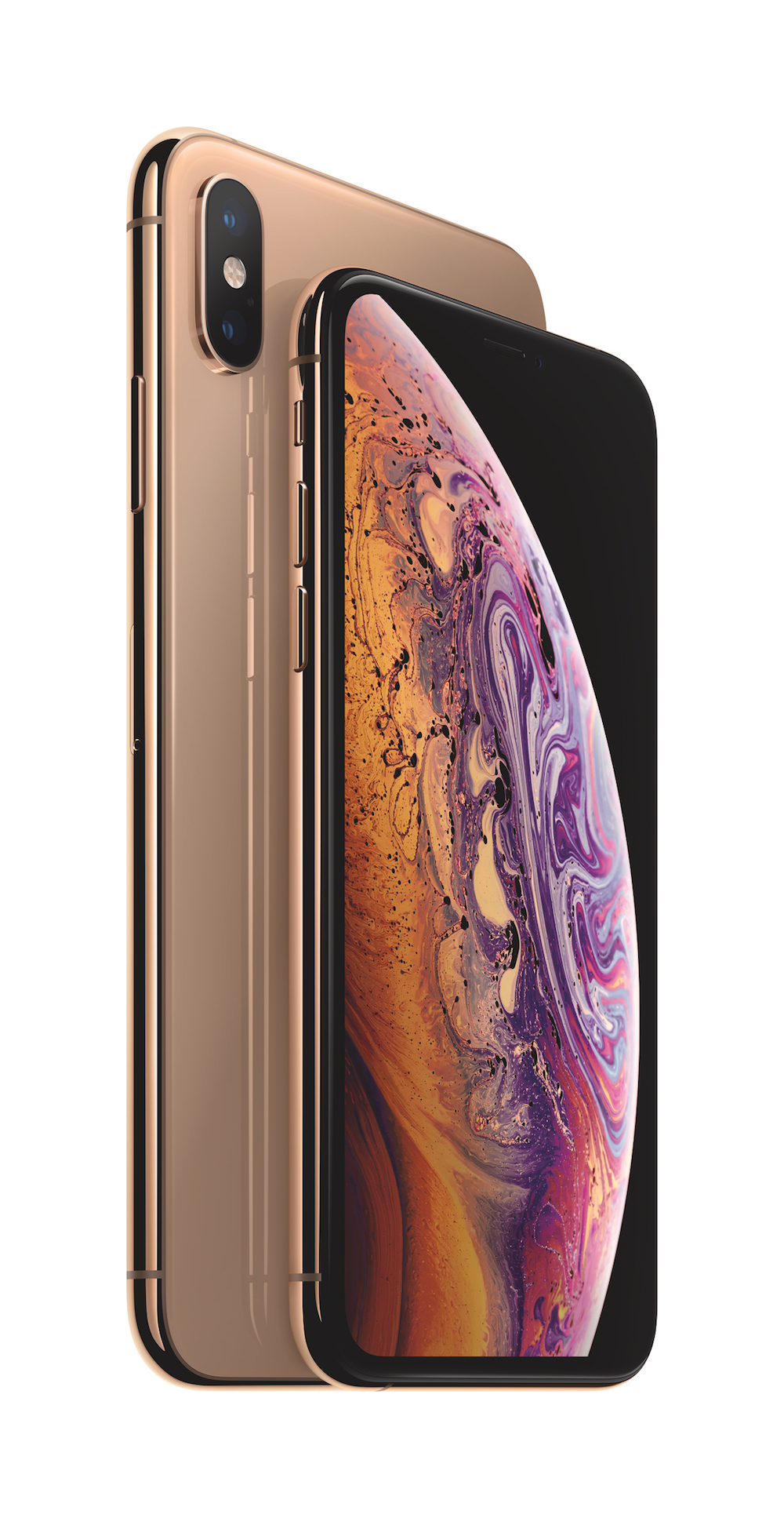 Apple's iPhone Xs and iPhone Xs Max